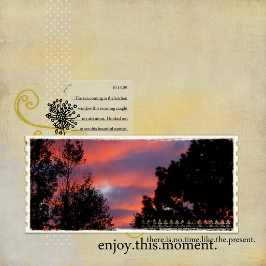Sunrise{enjoythismoment}