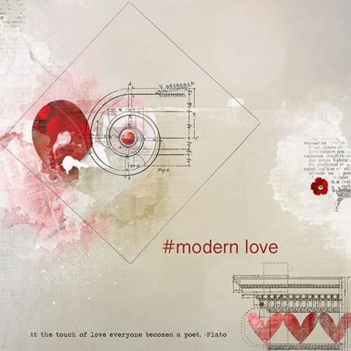 modern love web