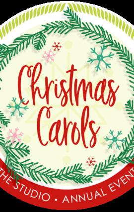 Christmas Carol Blog Train :: Merry Christmas!